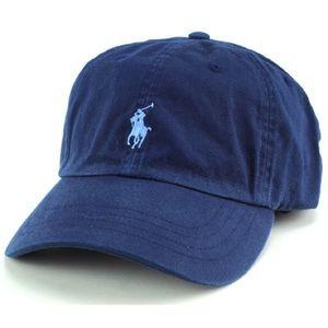 Ralph Lauren Polo Navy Blue Hat